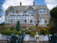 Dalswinton House Dog Friendly B and B Cornwall